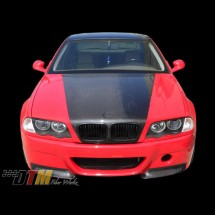 BMW E36 to E46 CSL Conversion Front End Swap