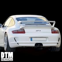 Porsche 997 05-08 GT3 Style Rear Bumper