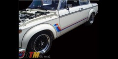 BMW 2002 Turbo Style Fender Flares
