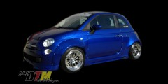Fiat 500 POP DTM Widebody Kit