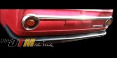 BMW 2002 Euro Style Rear Bumper Trim