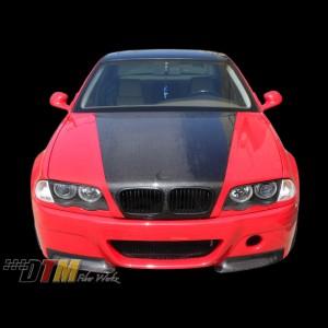 BMW E36 to E46 CSL Conversion Front End Swap