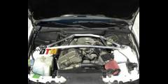 BMW E36 318ti Front Strut Bar Aluminum Mason