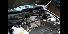 BMW E36 318ti Front Strut Bar Steel Mason