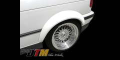BMW E36 Universal Style Rear Wide Body Fender Flares