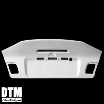 BMW E46 Convertible M3 & 2DR. DTM Style Trunk