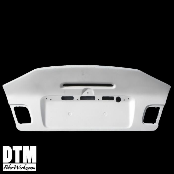Bmw E46 Convertible M3 2dr Dtm Style Trunk