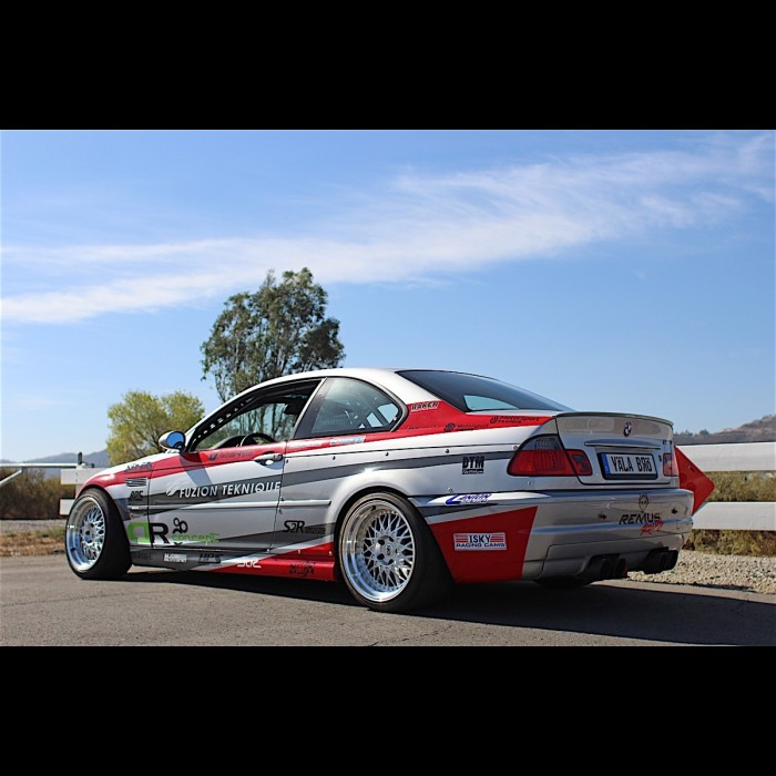 Bmw Inventory Usa: BMW E46 M3 OEM Style Rear Over Fenders