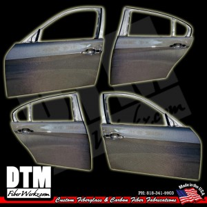BMW E90 Race Doors 4dr & M3