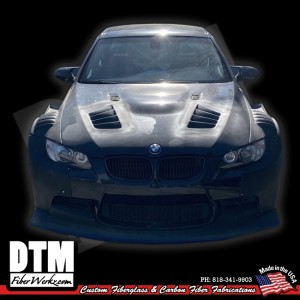 BMW E92 M3 & Coupe DTM Obsession Widebody Kit