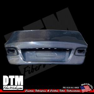 BMW E92 M3 & Coupe 07-13 DTM Race Trunk