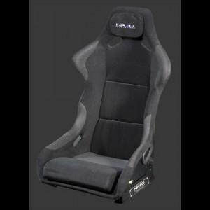 NRG Carbon Fiber Racing Seat LARGE