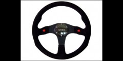 NRG Two-Button Style Steering Wheel 320mm