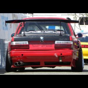 "Carbon Fiber 69"" Race Spoiler Universal"