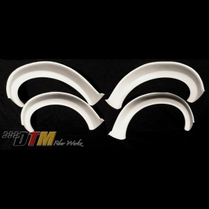 Super Wide Gruppe 2 Style Fender Flares Universal