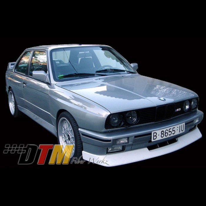 E30 M3 Evo Style Front Lip ( Fits M3 ONLY)