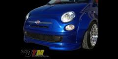 Fiat 500 DTM Front Lip