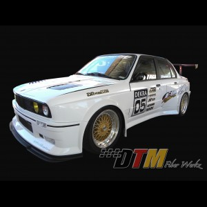 BMW E30 DTM Obsession Widebody Kit