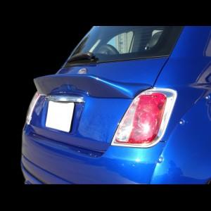 Fiat 500 DTM Rear Spoiler