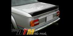 BMW 2002 Turbo Style Rear Spoiler